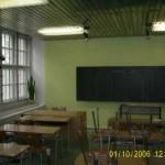 Malování školních tříd