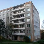 Rekonstrukce spár a nátěr fasády