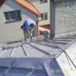 Oprava střešní krytiny